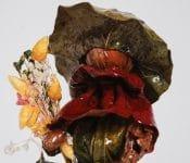 Automnales – personnages en feuilles